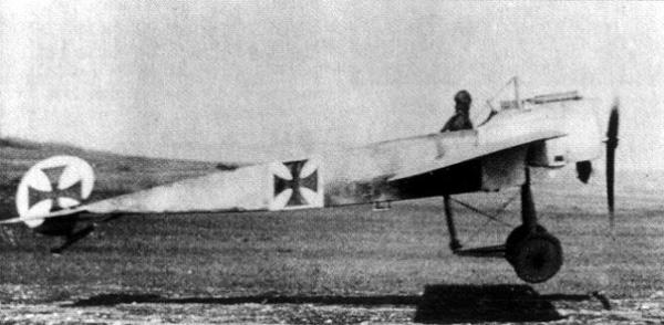 Vols De Guerre - Le Fokker, Fléau De Guerre affiche