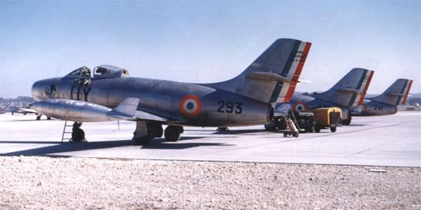 Dassault MD 450 Ouragan Gouragan-2