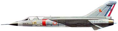 Profil couleur du Dassault Aviation Mirage G/G-4/G-8