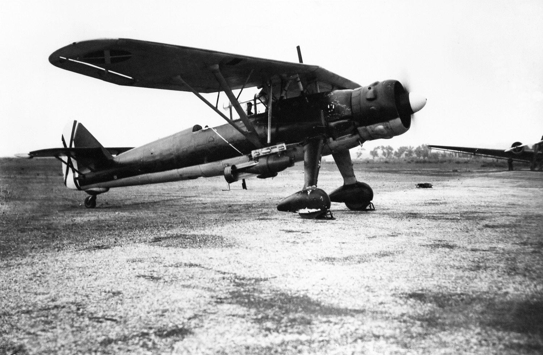 Henschel Hs 126 Avionslegendaires Net
