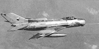 Miniature du Mikoyan-Gurevich MiG-19  'Farmer'