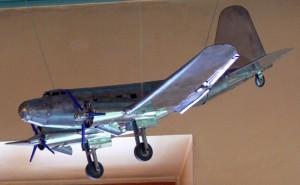 maquette-tole-dc3-dakota