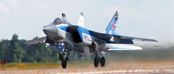 mig-31-foxhound-russe