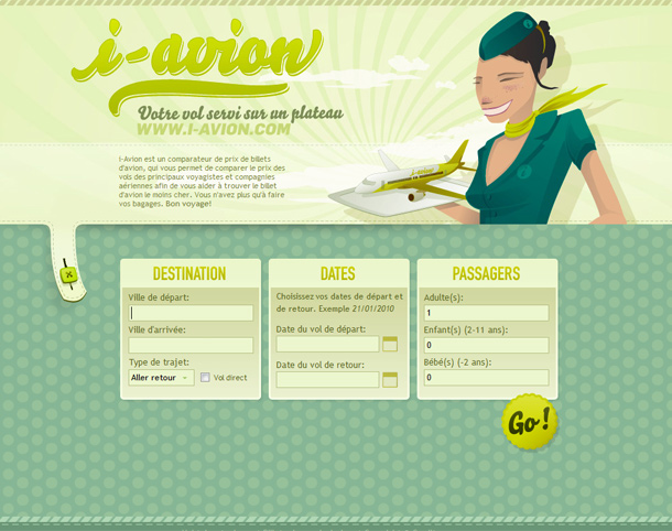 site-web-i-avion