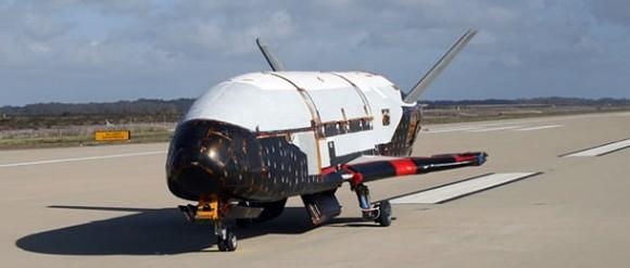navette-spatiale-X-37B