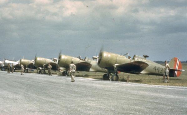 Billy Bishop Curtiss P-36 LittleNorway