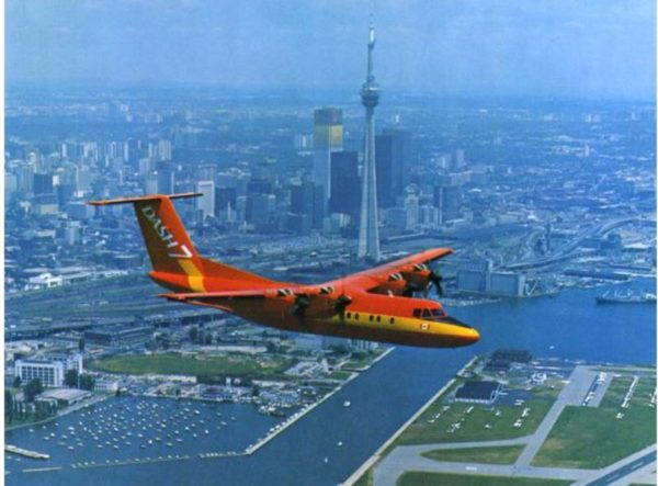 Billy Bishop Dash 7