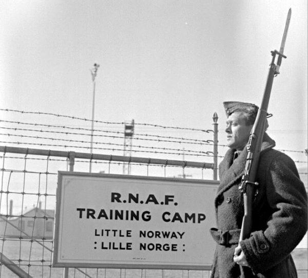 Billy Bishop Little_Norway 1940