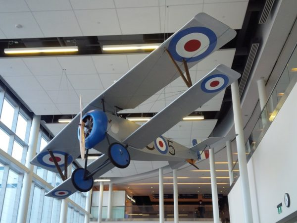 Billy Bishop Nieuport 17