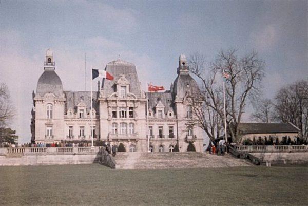 Marville Metz Chateau de Mercy