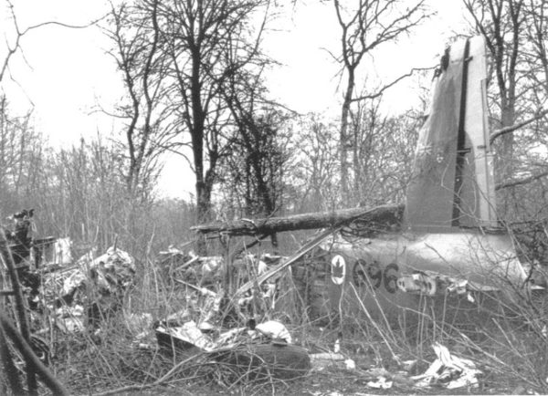 Marville Montmedy Bristol Freighter crash