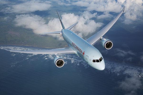 TCA 787 Dreamliner