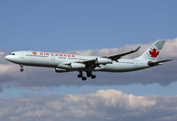 TCA A340