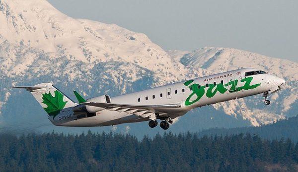 TCA Bombardier CRJ Jazz2