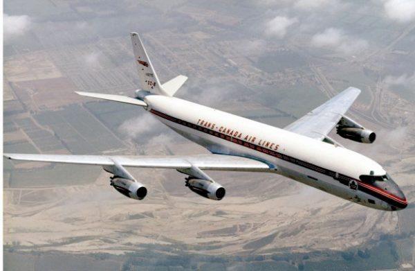 TCA DC-8 2