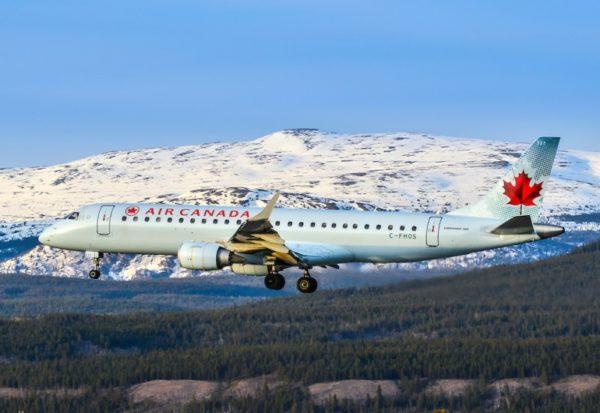 TCA Embraer-190