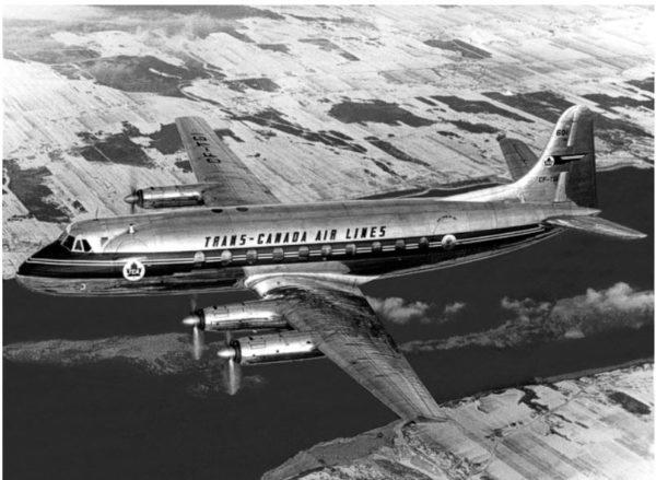 Vickers Viscount TCA