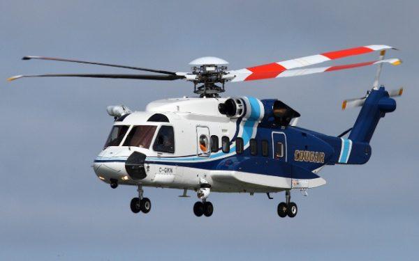 un sikorsky S-92