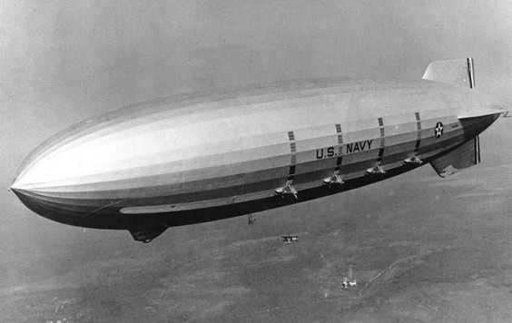 ballon dirigeable seconde guerre mondiale