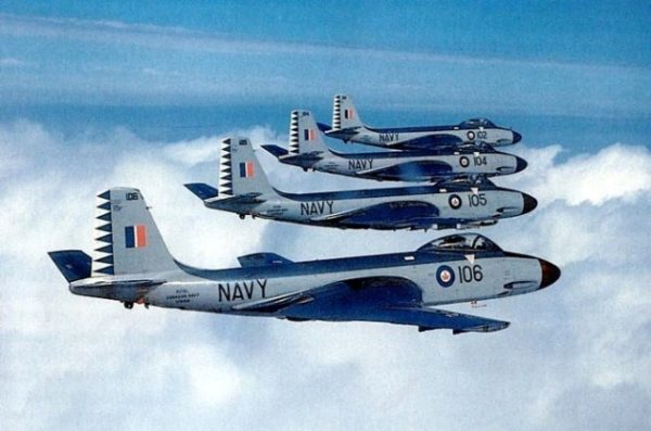 RCAF Acrobatic Greyghosts