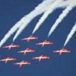 Patrouilles acrobatiques du Canada, d'hier à aujourd'hui