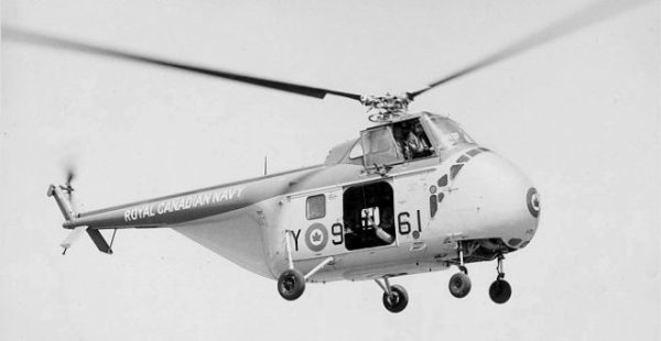 HMCS Sikorsky Chicasaw