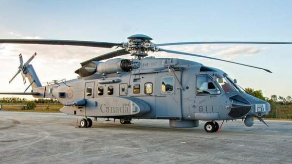 HMCS ch-148-cyclone