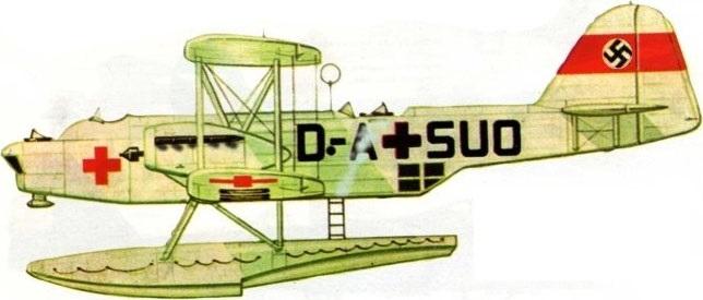 Profil couleur du Heinkel He 59