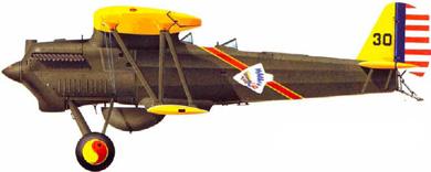 Profil couleur du Berliner-Joyce PB-1 / P-16