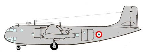 Profil couleur du Breda BP.471