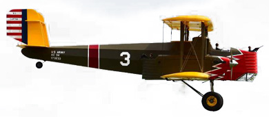 Profil couleur du Curtiss B-2 Condor