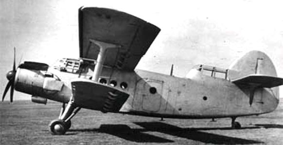 Le méconnu et surprenant Antonov An-6 de reconnaissance météo.