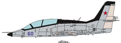 Profil couleur du Mikoyan MiG-AT