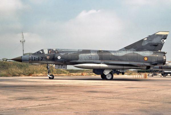 Dassault C.11 dans la nomenclature espagnole.