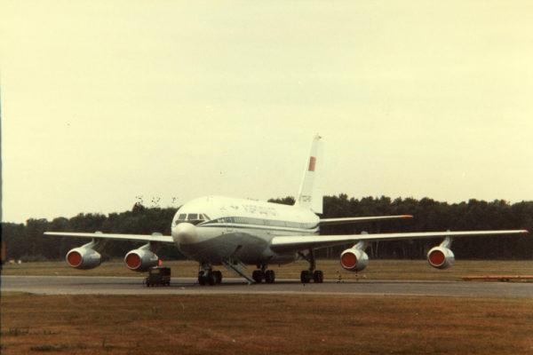 Un début de modernité avec l'Il-86 ? Ou pas.