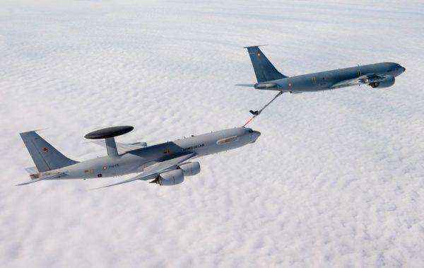 E-3 + C-135FR photo 2_AdlA