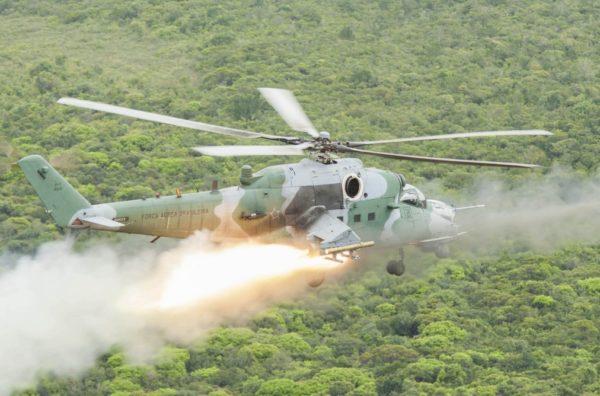 Mil AH-2A Sabre.