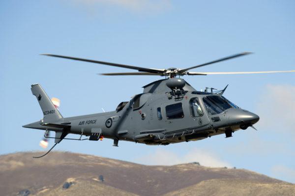 Agusta-Westland AW.109E.