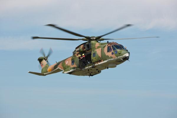 Agusta-Westland AW.101A Merlin.