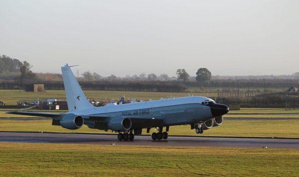 Boeing Airseeker R Mk-1.