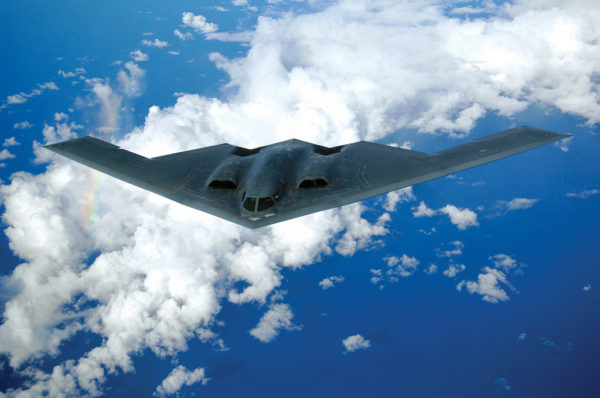 Northrop-Grumman B-2A Spirit.