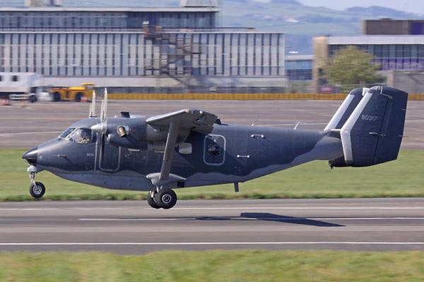 PZL C-145A skytruck.