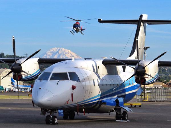 Dornier C-146A Wolfhound.