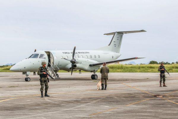 Embraer C-97A Brasilia.