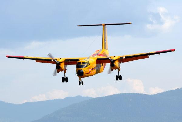 De Havilland Canada CC-115 Buffalo.