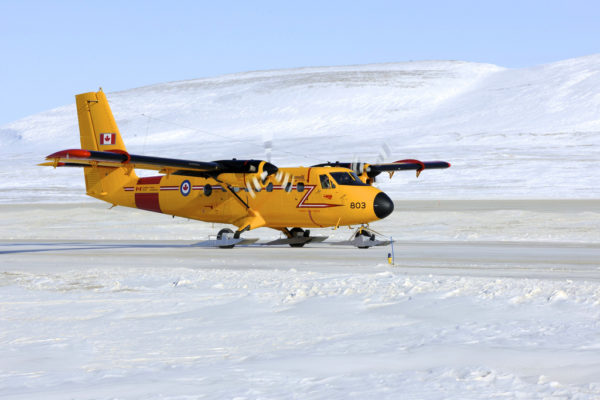De Havilland Canada CC-138 Twin Otter.