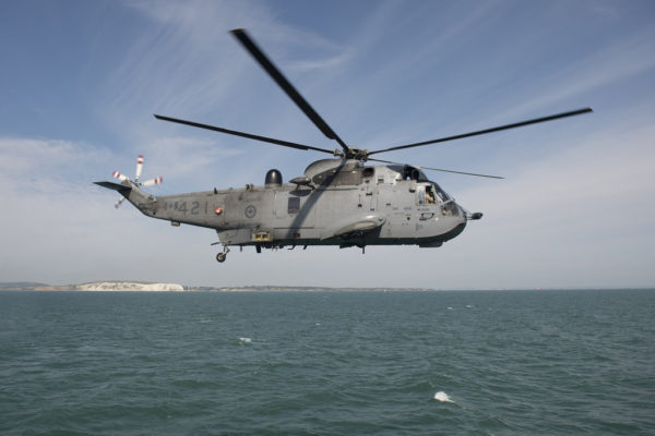Sikorsky CH-124 Sea King.