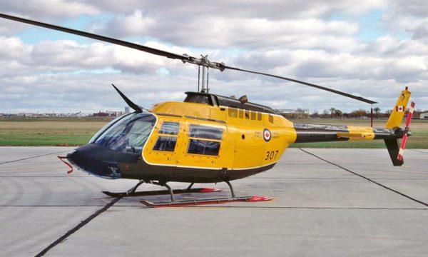 Bell CH-139 Jet Ranger.