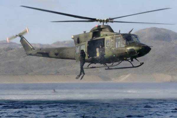 Bell CH-146 Griffon.