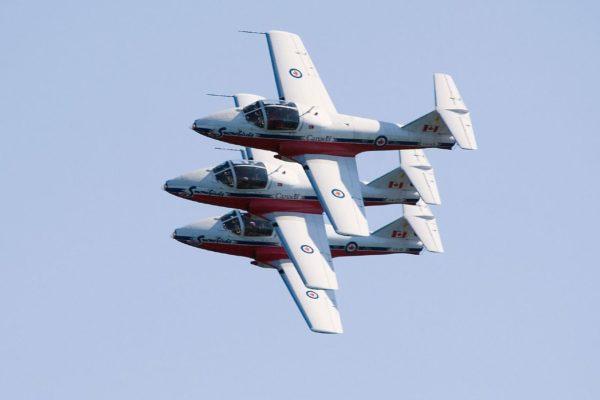 Canadair CT-114 Tutor.